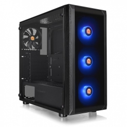 Thermaltake Versa J23 Tempered Glass RGB Edition PC--CA-1L6-00M1WN-01