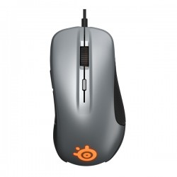 Steelseries Gunmetal Grey Rival 300 6500dpi RGB Gaming Mouse SS-62350