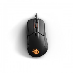 Steelseries Black Rival 310 RGB 12000dpi Gaming Mouse SS-62433