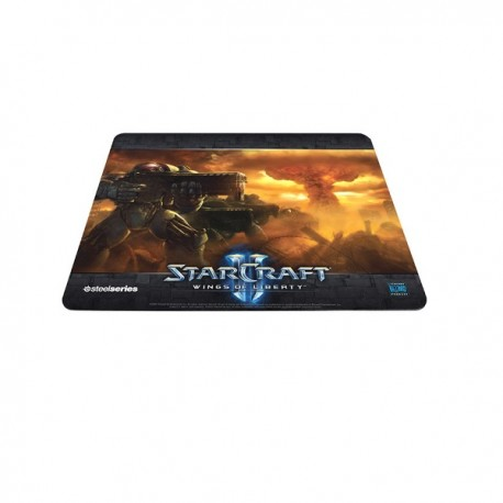 Steelseries QcK Starcraft II Wings Of Liberty Marine Edition Mouse SS-63300