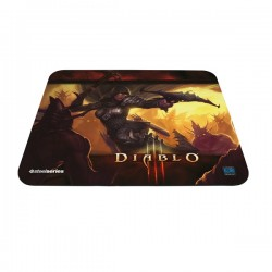 Steelseries QcK Diablo III Demon Hunter Edition Mouse Pad SS-67227