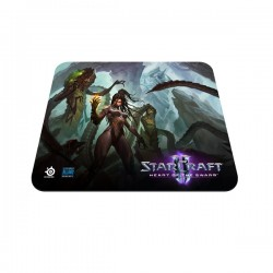 Steelseries QcK Starcraft II Heart Of The Swarm Kerrigan Edition SS-67266