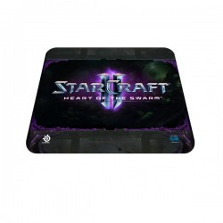 Steelseries QcK Starcraft II Heart Of The Swarm Logo Edition Mouse SS-67267