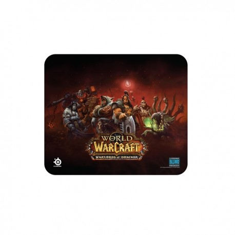 Steelseries QcK Warlords Of Draenor Edition Mouse Pad SS-67294