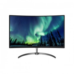 Philips 278E8QJAB 27in E Line Curved Full HD Monitor