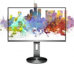 AOC I2490PXQU 23.8in IPS Full HD Frameless Business Monitor