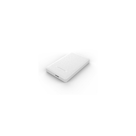 Simplecom SE101 2.5'' SATA to USB 3.0 HDD/SSD Enclosure (White) PC--SE101-WHT