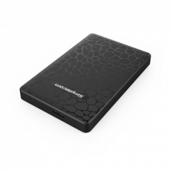 Simplecom SE101 2.5'' SATA to USB 3.0 HDD/SSD Enclosure (Black) PC--SE101-BLK