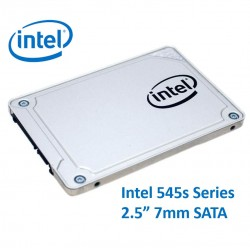 Intel 545s Series 2.5in SSD SATA 512GB [SSDSC2KW512G8X1]