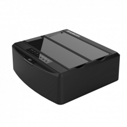 "Simplecom SD312 Dual Bay USB 3.0 Docking Station for 2.5"" and 3.5"" SATA Drive PC--SD312"