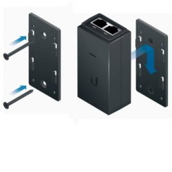Ubiquiti POE Wall Mount Accessory suits latest PoE adapters POE-WM