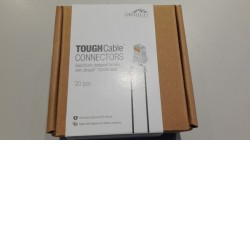 Ubiquiti Tough Connector Ground Connector - min order qty 20 TC-GND