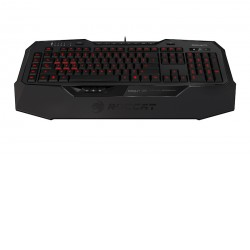Roccat ISKU FORCE FX RGB Gaming Keyboard with Pressure-Sensitive Key Zone ROC-12-821
