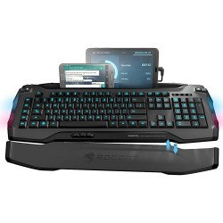 Roccat SKELTR Smart Communication Gaming Keyboard Grey ROC-12-231-GY-AS