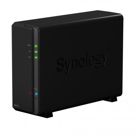 Synology DiskStation DS118 1-Bay NAS