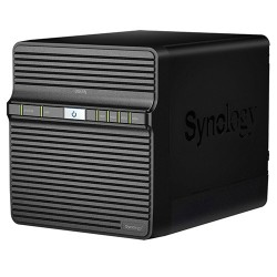 Synology DiskStation DS418j 4-Bay NAS