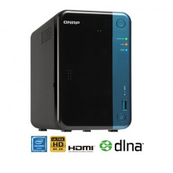 QNAP TS-253BE-4G 2-Bay NAS
