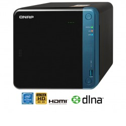 QNAP TS-453BE-2G 4-Bay NAS