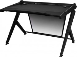 DXRacer 1000 Series Black Gaming Desk GD/1000/N