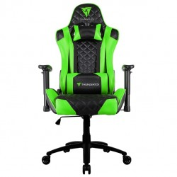 ThunderX3 TGC12 Series Black & Green Gaming Chair TGC12-BG