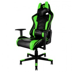 ThunderX3 TGC22 Series Black & Green Gaming Chair TGC22-BG