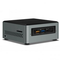 Intel BOXNUC6CAYH NUC Kit J3455 M.2 & 2.5in HDD/SSD