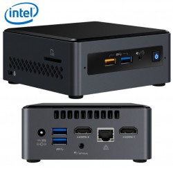 Intel BOXNUC7PJYH4 Kit J5005 2.5in HDD/SSD