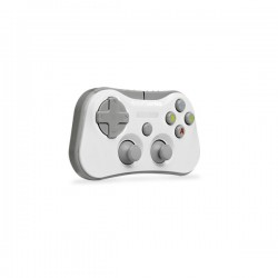 Steelseries White Stratus Wireless Gamepad For Apple SS-69017