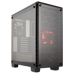 Corsair Crystal Series 460X Tempered Glass ATX Case CC-9011099-WW(460X-RLED)