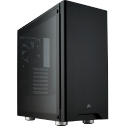 Corsair Carbide Series 275R Tempered Glass Black ATX Case CC-9011132-WW(275R-TGLASS-BLK)
