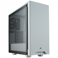 Corsair Carbide Series 275R Tempered Glass White ATX Case CC-9011133-WW(275R-TGLASS-WHI)