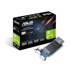 ASUS GeForce GT 710 2GB Silent Low Profile [GT710-SL-2GD5-BRK]