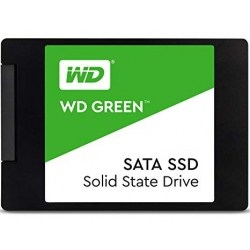 Western Digital WD Green 2.5in SATA SSD 120GB [WDS120G2G0A]