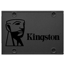 Kingston A400 2.5in SATA SSD 120GB [SA400S37/120G]