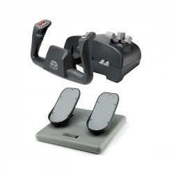 CH Products Aviator Pack (inc. Yoke & Pedals) CH-AVIATOR