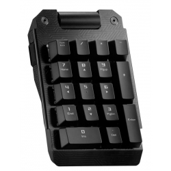 ASUS ROG Claymore Bond Cherry MX RGB mechanical gaming numeric keypad ROG-CLAYMORE-BOND-RED