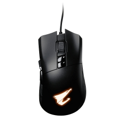 Gigabyte Aorus M3 Mouse Gaming Optical, 6400 Dpi Adjustable, Rgb AORUS-M3