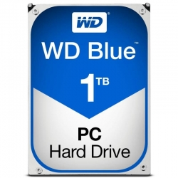 Western Digital WD Blue WD10EZEX 3.5in 1TB 7200rpm SATA HDD