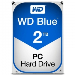 Western Digital WD Blue WD20EZRZ 3.5in 2TB SATA3 HDD