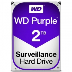 Western Digital WD20PURZ WD Purple 3.5in 2TB Surveillance SATA3 HDD