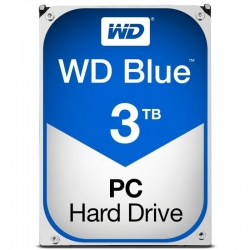 Western Digital WD Blue WD30EZRZ 3.5in 3TB SATA3 HDD