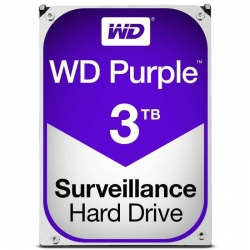 Western Digital WD30PURZ WD Purple 3.5in 3TB Surveillance SATA3 HDD
