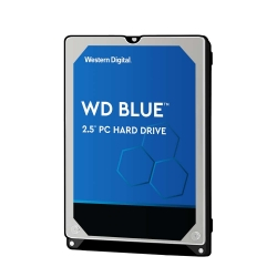 Western Digital WD10SPZX WD Blue Mobile 2.5in 7mm 1TB 5400rpm SATA HDD