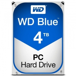 Western Digital WD Blue WD40EZRZ 3.5in 4TB SATA3 HDD
