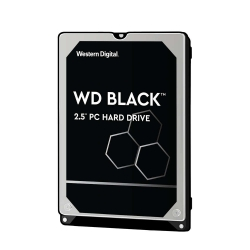 Western Digital WD5000LPLX WD Black Mobile 2.5in 7mm 500GB 7200rpm SATA HDD