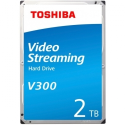 Toshiba V300 Video Streaming 3.5in 2TB 5700rpm SATA3 HDD