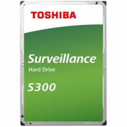 Toshiba S300 Surveillance 3.5in 6TB 7200rpm SATA3 HDD