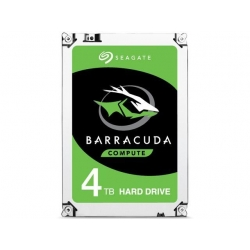 Seagate ST4000DM004 BarraCuda 3.5in 4TB 5400rpm SATA3 HDD
