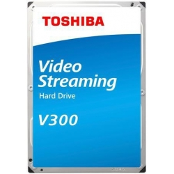 Toshiba V300 Video Streaming 3.5in 3TB 5700rpm SATA3 HDD