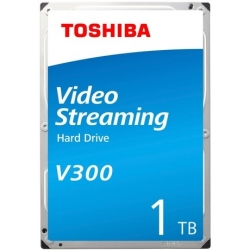Toshiba V300 Video Streaming 3.5in 1TB 5700rpm SATA3 HDD